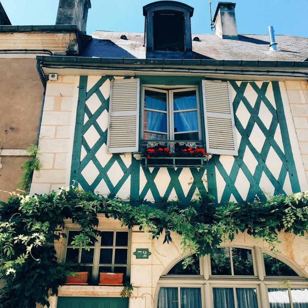 Les belles maisons de Bourges