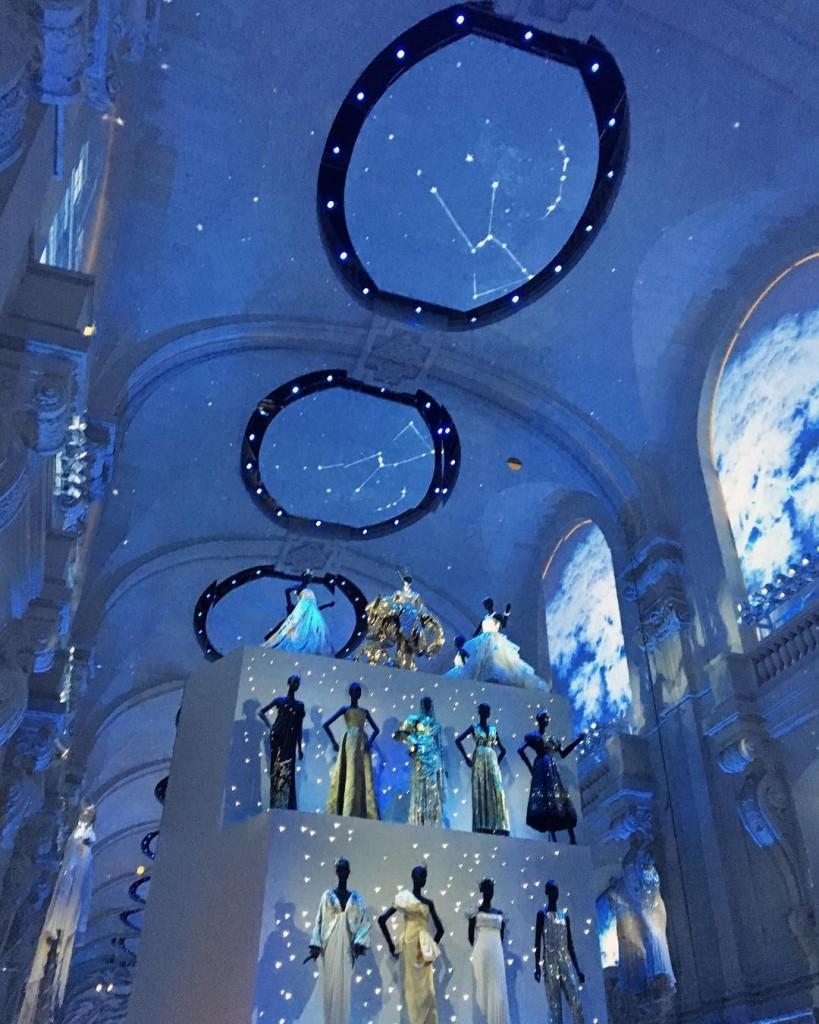 Magique exposition Dior aux lesartsdecoratifs