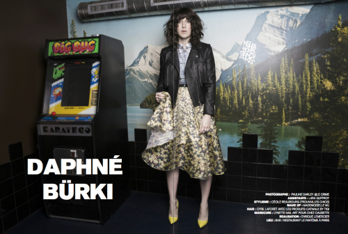 Daphné Burki