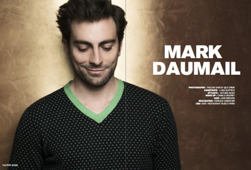 mark daumail